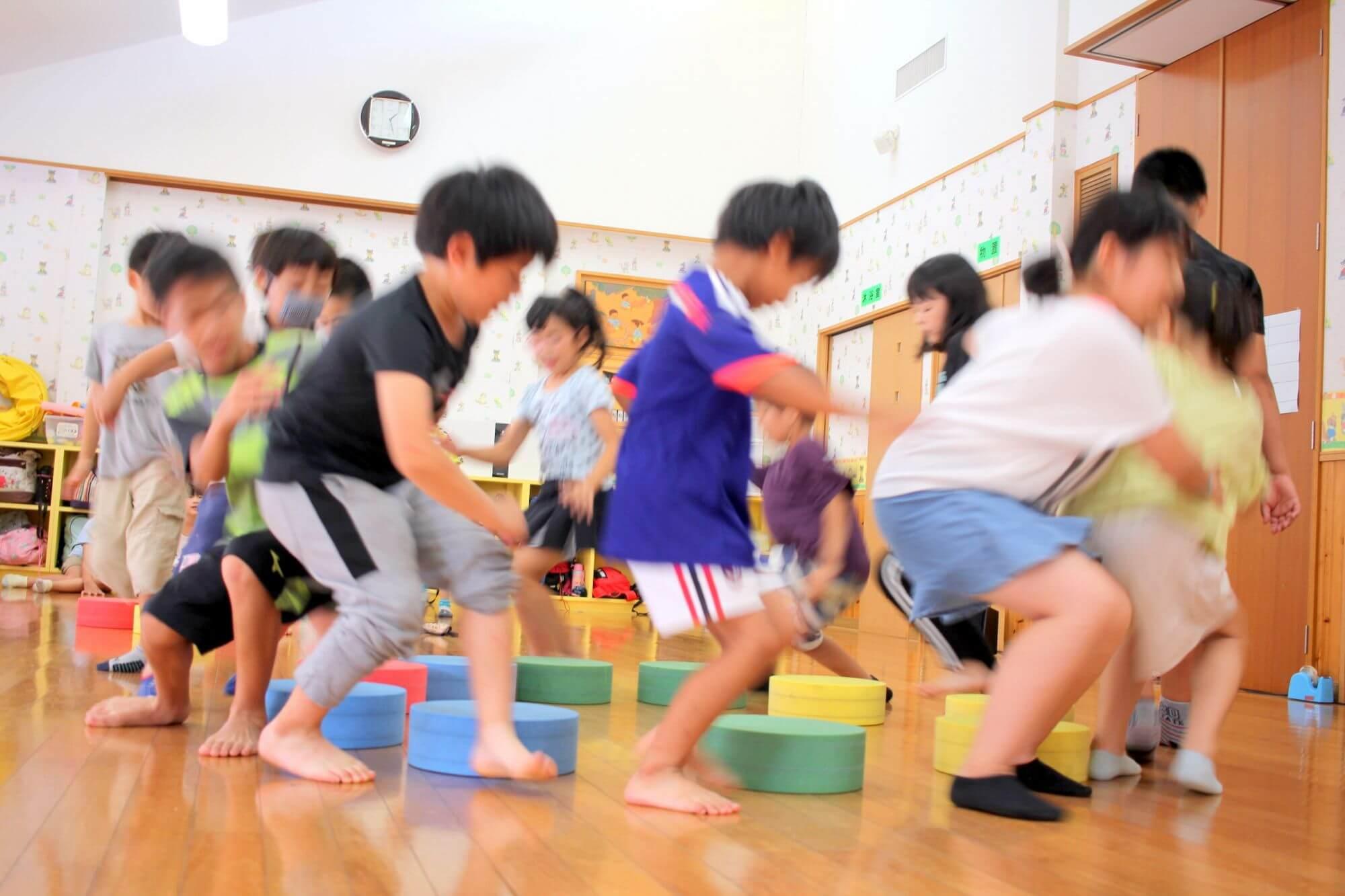 小学生の お泊り会